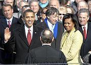 Obama investiture