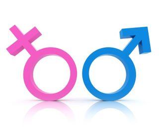 Homme femme symbol